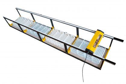 Cuádruple-de-la-capacidad-para-tubos-de-15 mm de diamètro (=960 fracciones)