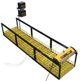 Cuádruple-de-la-capacidad-para-tubos-de- 30 mm de diamètro (=288 fracciones)